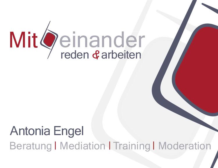 web-und grafikdesign katrin birke, bollschweil/ freiburg, referenz logogestaltung und visitenkarte für miteinander reden & arbeiten